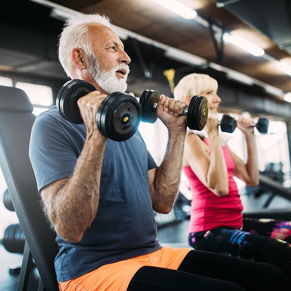 Fitness Actie Athletic Health